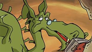 Les Films de l'Arlequin - Merlin contre les esprits d'Halloween